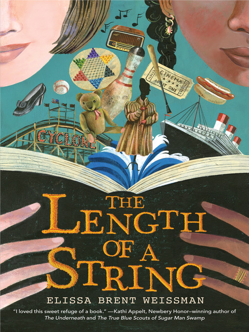 Title details for The Length of a String by Elissa Brent Weissman - Wait list