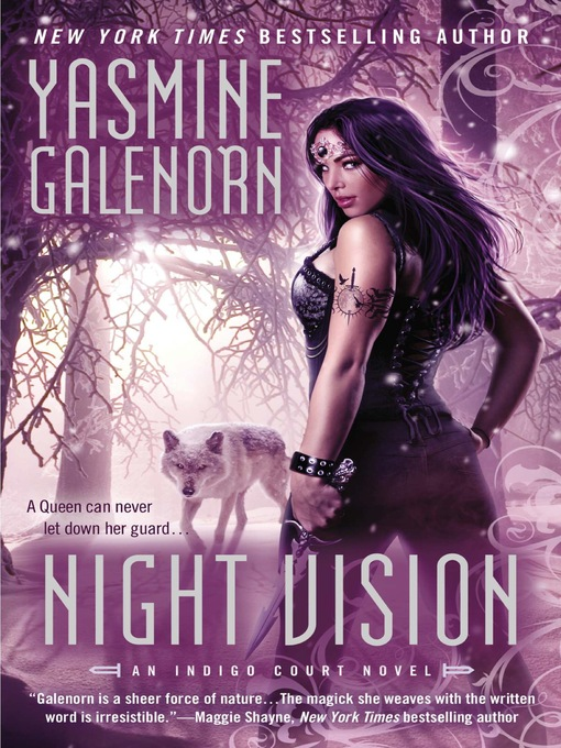Title details for Night Vision by Yasmine Galenorn - Available