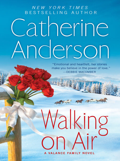 Title details for Walking On Air by Catherine Anderson - Wait list