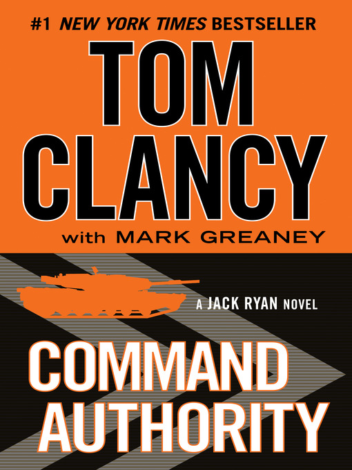 Title details for Command Authority by Tom Clancy - Wait list