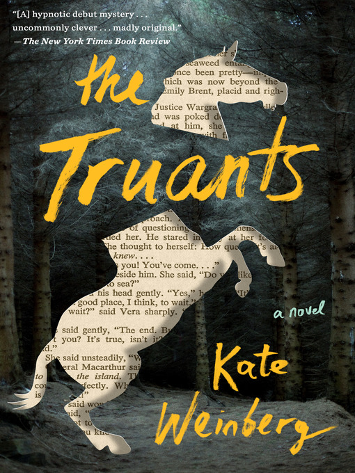 Title details for The Truants by Kate Weinberg - Wait list