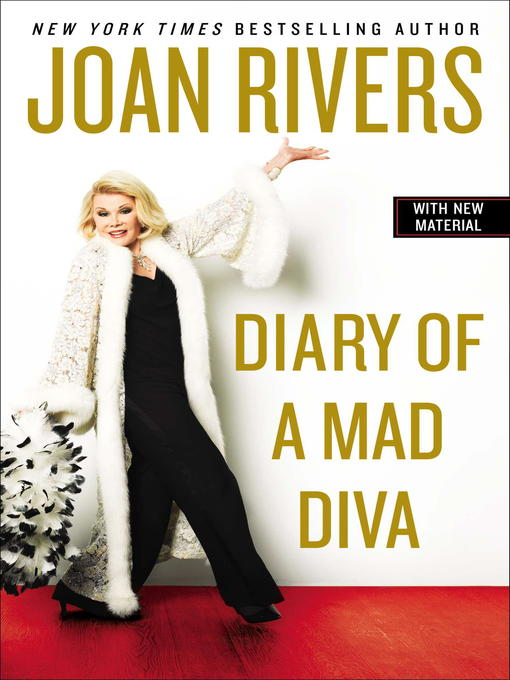 Title details for Diary of a Mad Diva by Joan Rivers - Wait list
