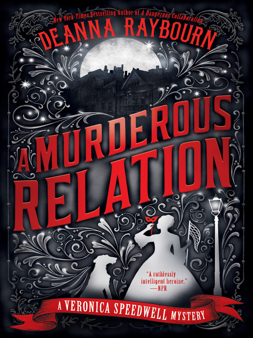 Title details for A Murderous Relation by DEANNA RAYBOURN - Wait list