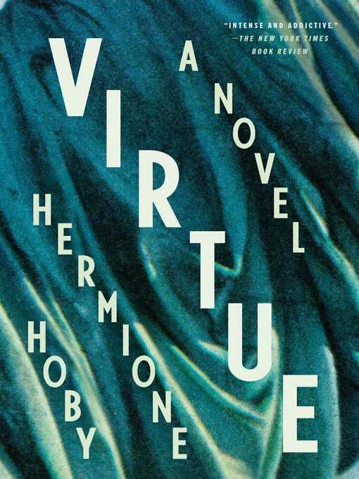 Title details for Virtue by Hermione Hoby - Wait list