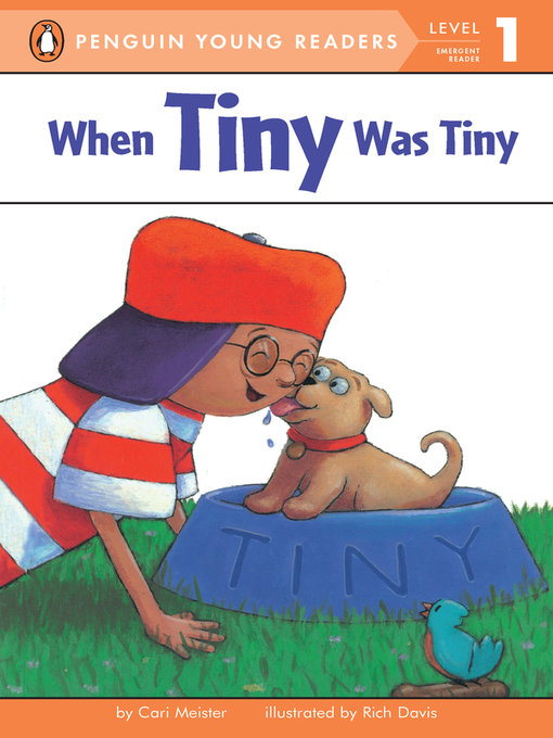 Title details for When Tiny Was Tiny by Cari Meister - Wait list