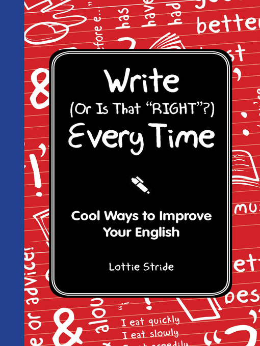 "ways to improve english essay Consequently, there are lots of ways to improve the english speaking english language is crucial to be able to communicate in the upcoming globalized world there is a proverb pointing ""a language makes one person, two languages make two"" therefore, people must develop their tongue and english speaking pronunciation."