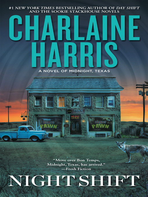 Title details for Night Shift by Charlaine Harris - Available