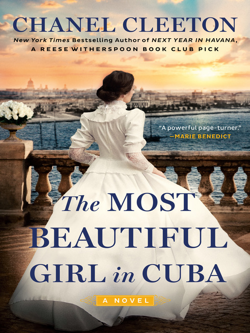Title details for The Most Beautiful Girl in Cuba by Chanel Cleeton - Wait list