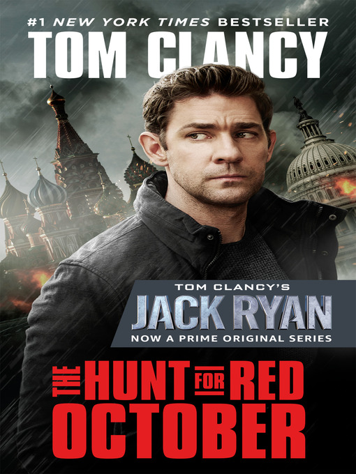 Title details for The Hunt for Red October by Tom Clancy - Available
