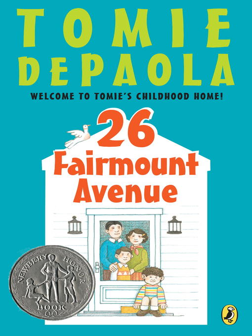 Title details for 26 Fairmount Avenue by Tomie dePaola - Available