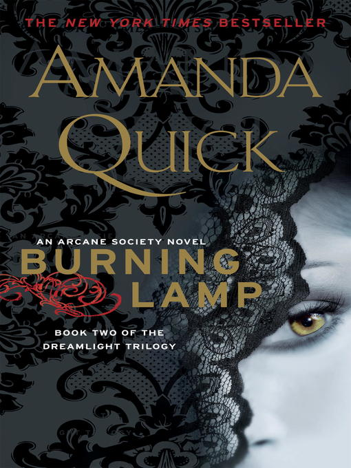 Title details for Burning Lamp by Amanda Quick - Available