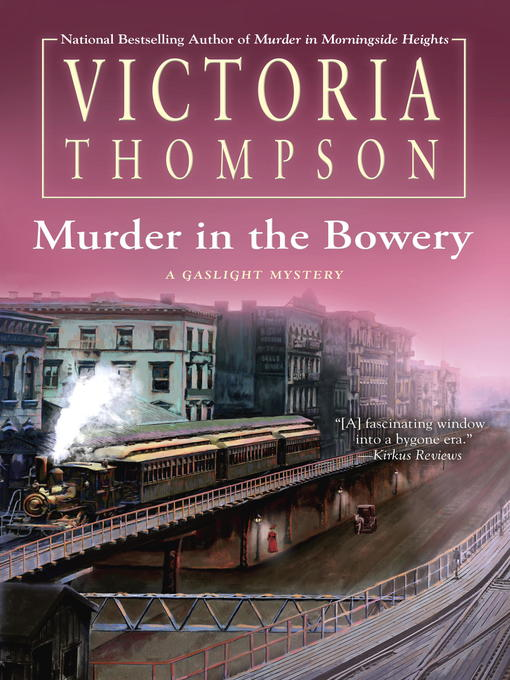 Title details for Murder in the Bowery by Victoria Thompson - Available