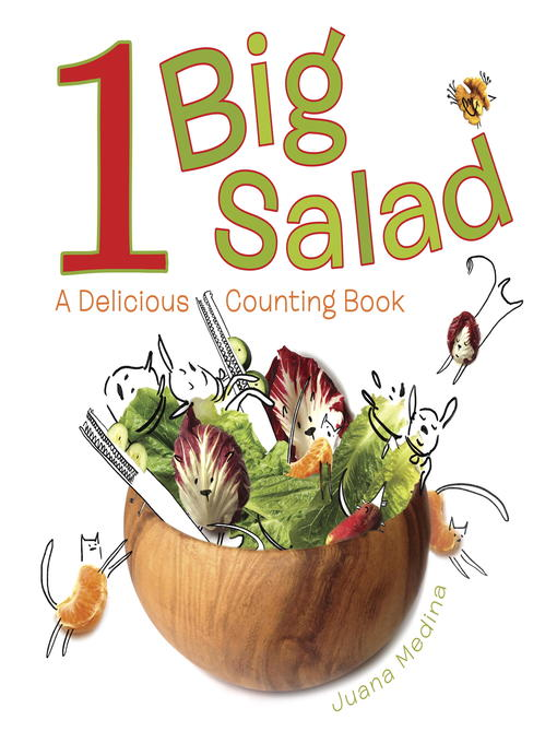 Cover of 1 Big Salad