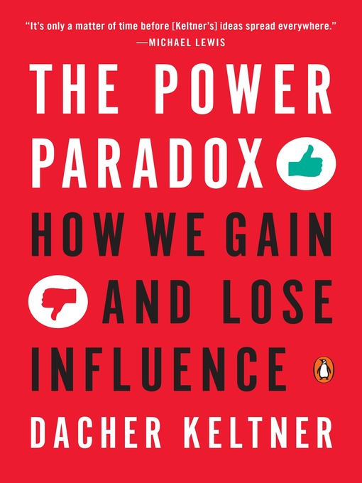 Cover of The Power Paradox