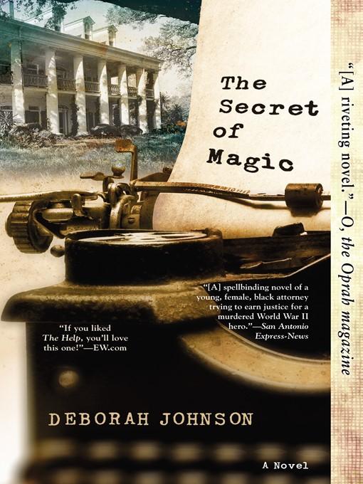 Title details for The Secret of Magic by Deborah Johnson - Available