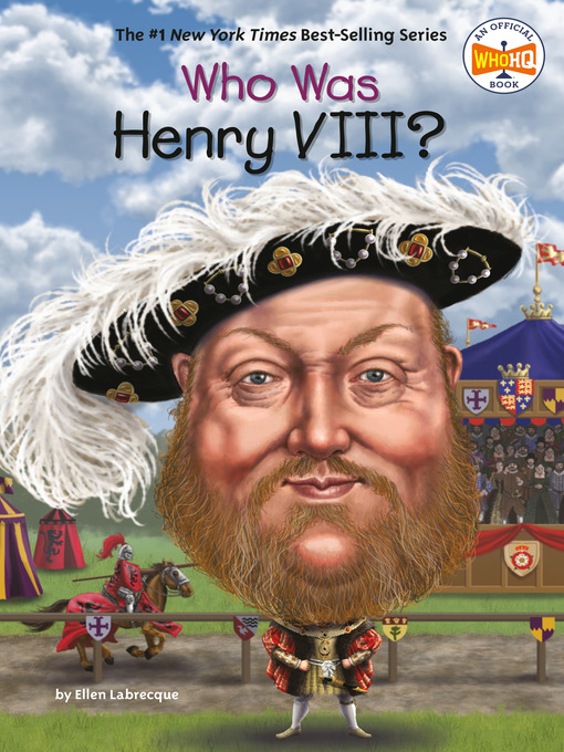 Cover of Who Was Henry VIII?