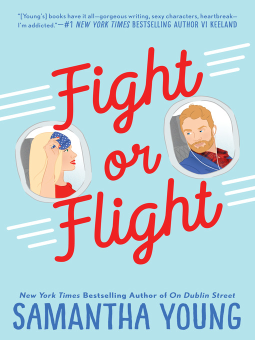 Title details for Fight or Flight by Samantha Young - Wait list