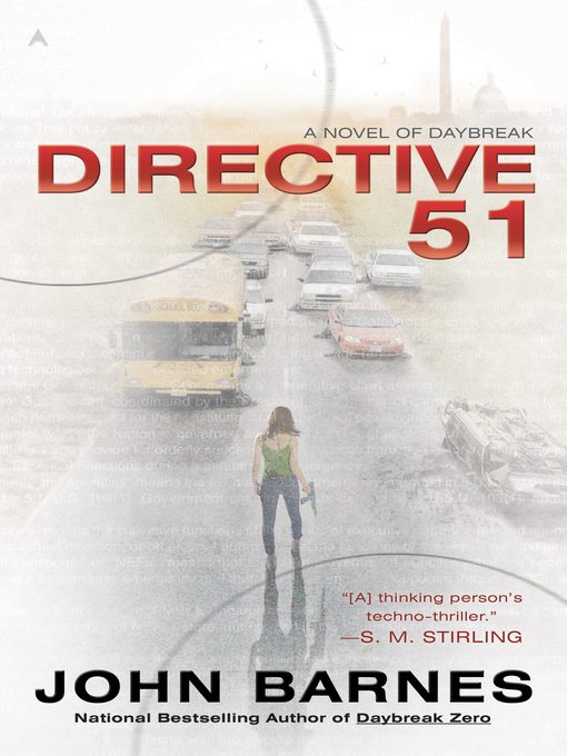 Title details for Directive 51 by John Barnes - Wait list