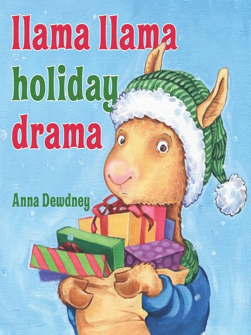 Cover of Llama Llama Holiday Drama