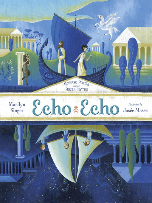 Title details for Echo Echo by Marilyn Singer - Available