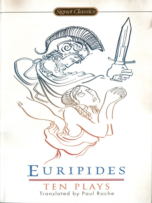 Title details for Euripides by Euripides - Available