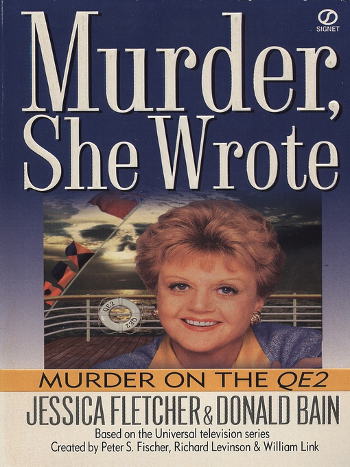 Title details for Murder on the QE2 by Jessica Fletcher - Available