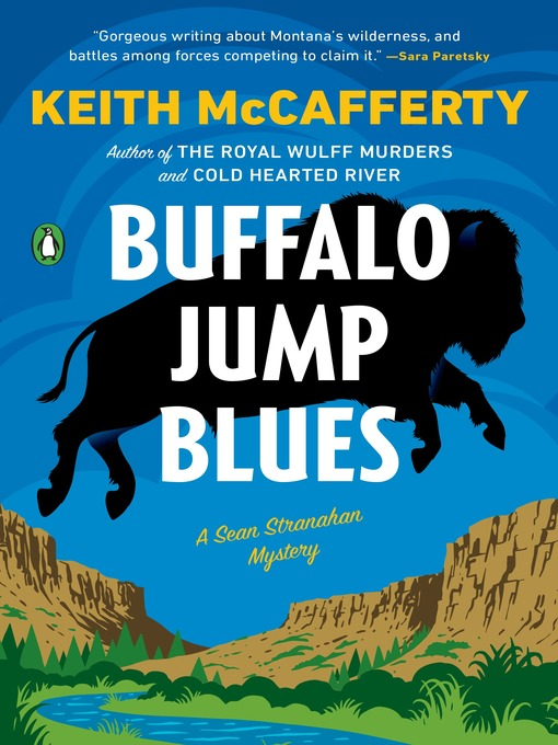Title details for Buffalo Jump Blues by Keith McCafferty - Available