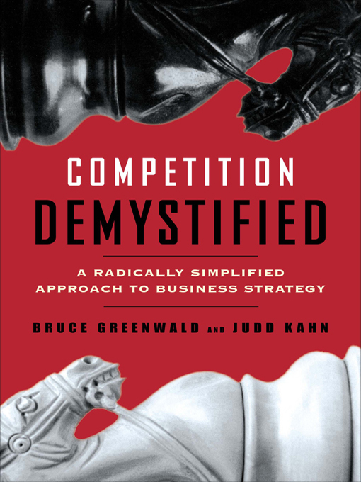 term paper on competition demystified