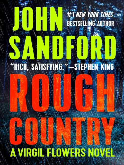 Title details for Rough Country by John Sandford - Available