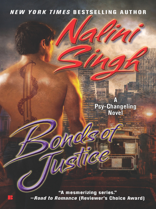 Title details for Bonds of Justice by Nalini Singh - Available