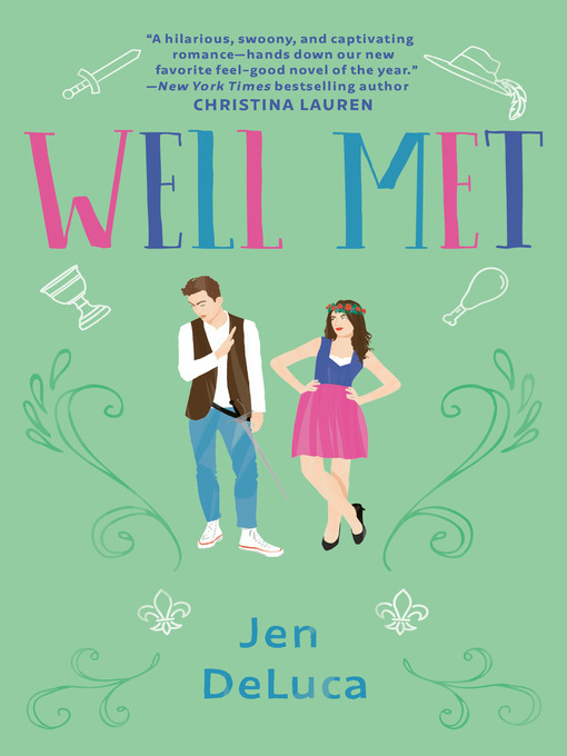 Title details for Well Met by Jen DeLuca - Available