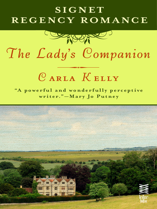 Title details for The Lady's Companion by Carla Kelly - Available
