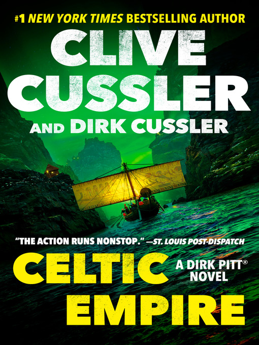 Title details for Celtic Empire by Clive Cussler - Available