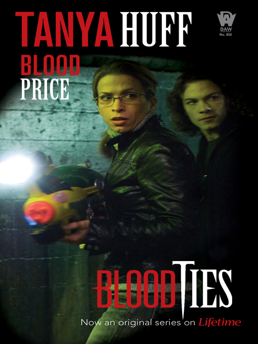 Title details for Blood Price by Tanya Huff - Available