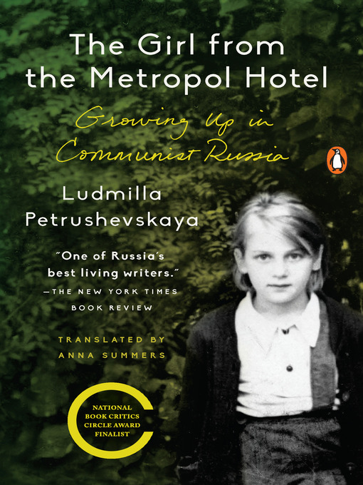 Title details for The Girl from the Metropol Hotel by Ludmilla Petrushevskaya - Available