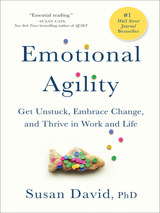 Title details for Emotional Agility by Susan David - Wait list
