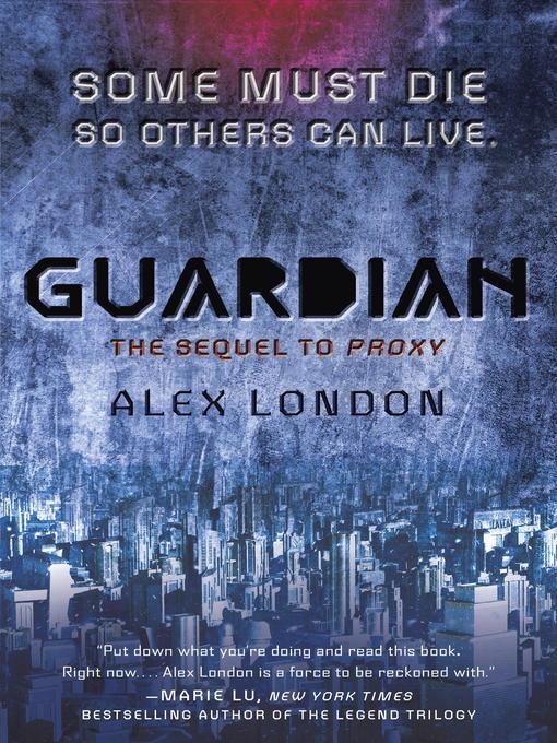 Guardian Proxy Series, Book 2