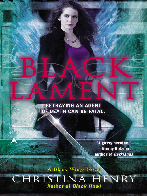 Cover of Black Lament