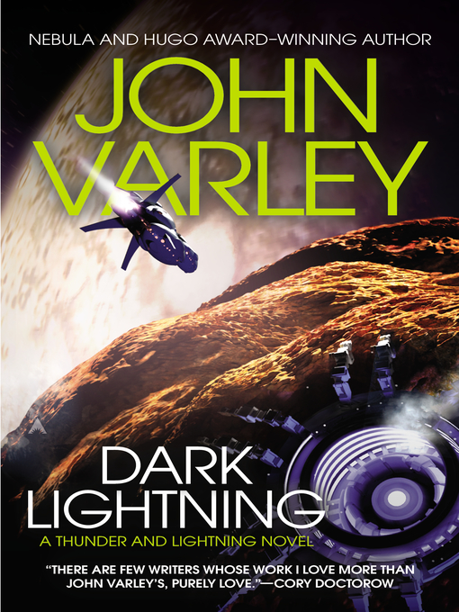 Title details for Dark Lightning by John Varley - Available