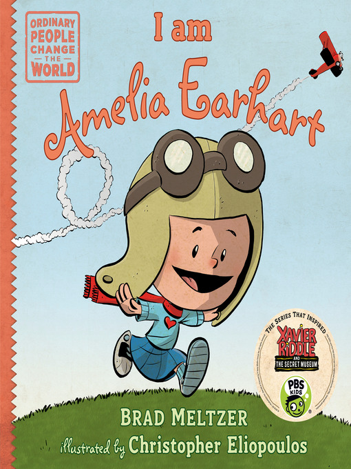 Title details for I am Amelia Earhart by Brad Meltzer - Wait list