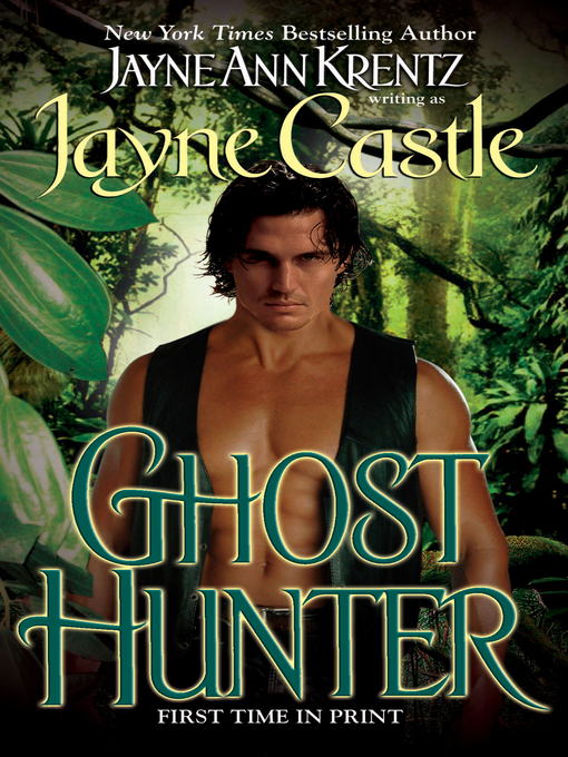 Title details for Ghost Hunter by Jayne Castle - Wait list