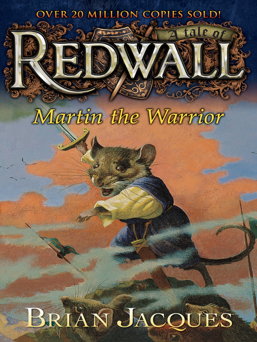 Title details for Martin the Warrior by Brian Jacques - Wait list