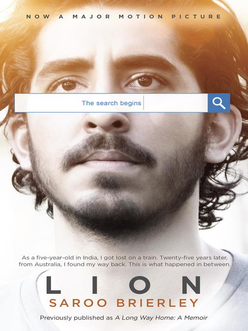 Title details for Lion (Movie Tie-In) by Saroo Brierley - Wait list