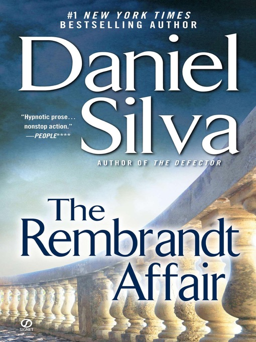Title details for The Rembrandt Affair by Daniel Silva - Wait list