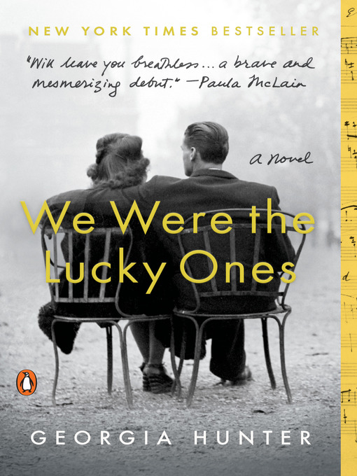 Cover of We Were the Lucky Ones