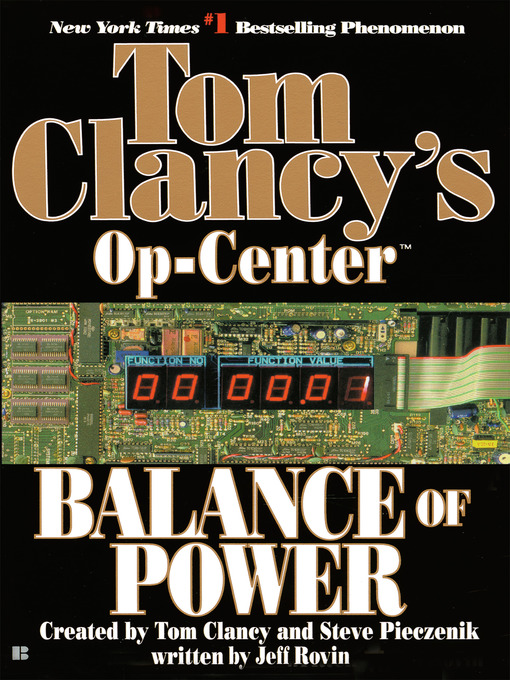 Title details for Balance of Power by Tom Clancy - Available
