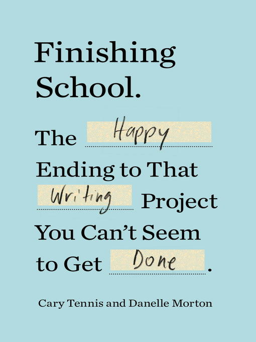 Title details for Finishing School by Cary Tennis - Available