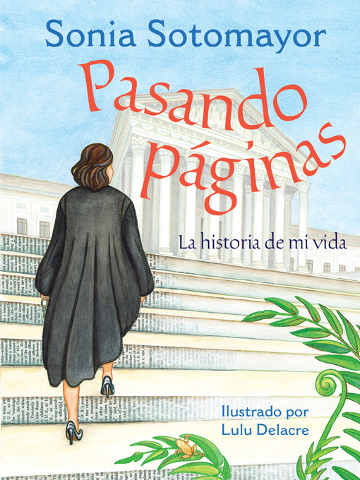 Title details for Pasando páginas by Sonia Sotomayor - Available