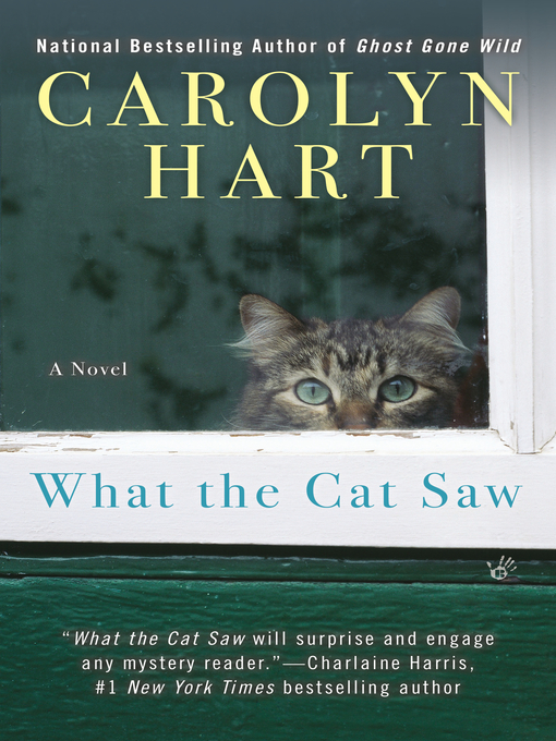 Title details for What the Cat Saw by Carolyn Hart - Wait list