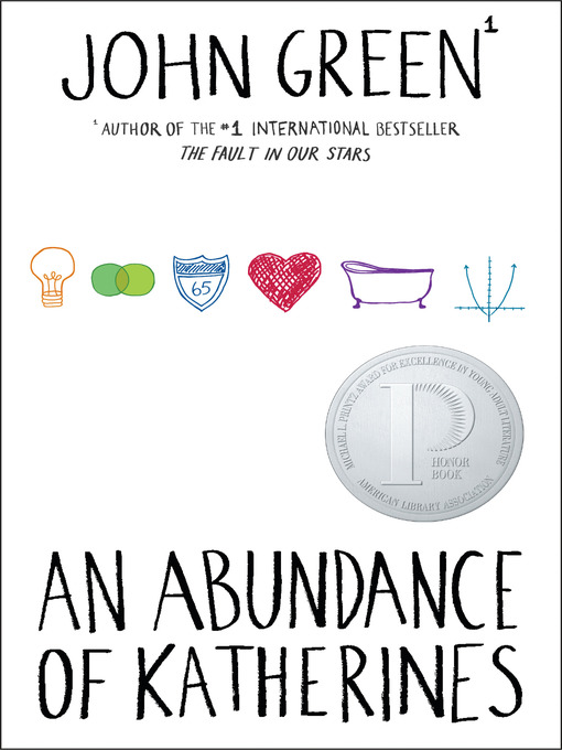 Title details for An Abundance of Katherines by John Green - Available